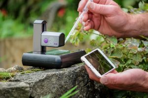 pocket microscope